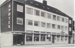 Apoteket og Nøglegarn