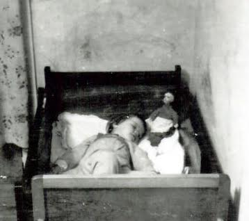 Soveværelset på Tøjmestervej