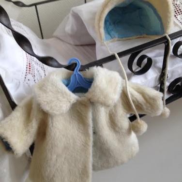 Dukke lise og den lodne frakke fra Magasin og fastrene
