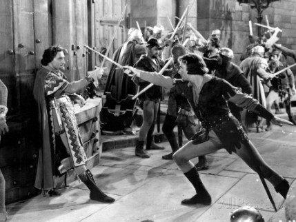 Adventures of Robin Hood med Errol Flynn 1938