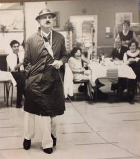 """Min far som """"Jack"""" ca 1965"""