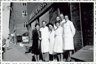 Personalet på Sydhavnsapoteket foto RK