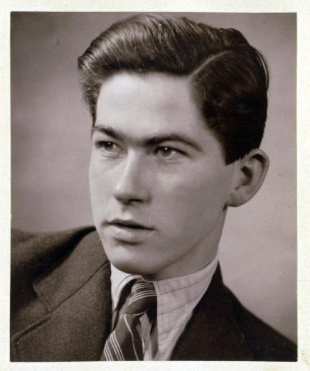 Min morbror William som ganske ung