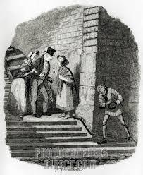 Oliver Twist scenen hvor Nancy myrdes