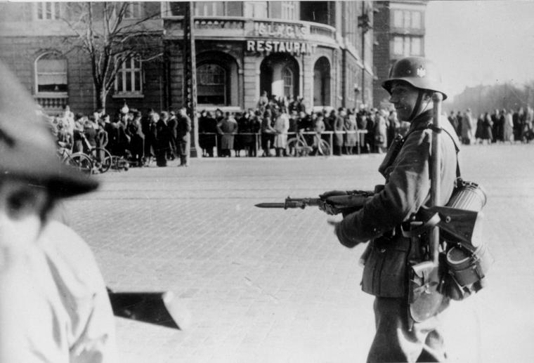 Tysk soldat