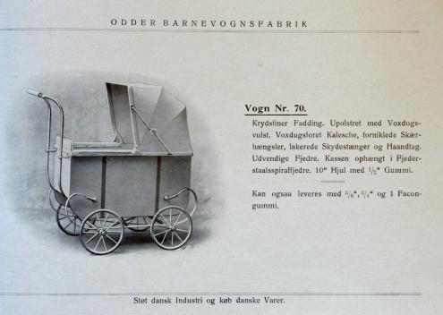 Samme vogn tror jeg fra 1929