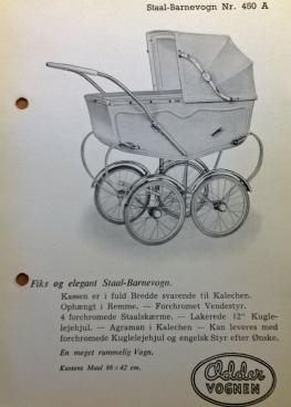 Oddervogn fra 1950erne