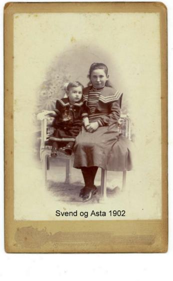 Svend og Asta
