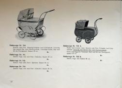 Odder Dukkevogne 1940