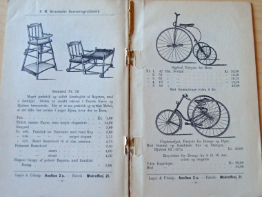 P.M.Knudsen katalog