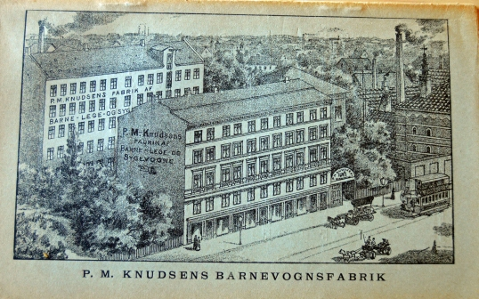 P.M.Knudsens Fabrik