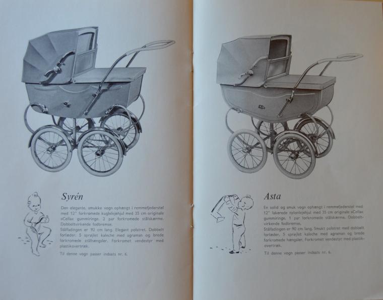 Brønd 1955 Syren og Asta