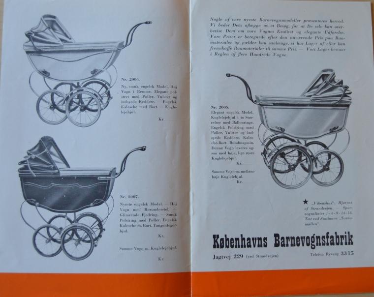 Københavns Barnevognsfabrik katalog1942 - Copy