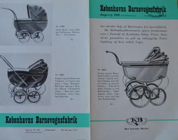 Københavns Barnevognsfabrik fra krigen
