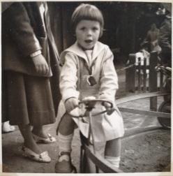 Maria Holm i Tivoli 1954