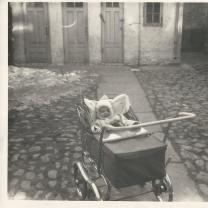 måske en Scandia Folder fra begyndelsen af 1950-erne. Desværre ukendt fotograf fra Facebookgruppen Gamle København