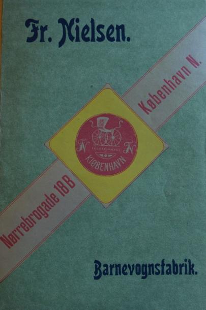 Fr. Nielsens Barnevognsfirma Bibliotek småtryksamlingen