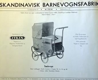 Itkin-25 års jubilæum 1936 Odder Lokalarkiv