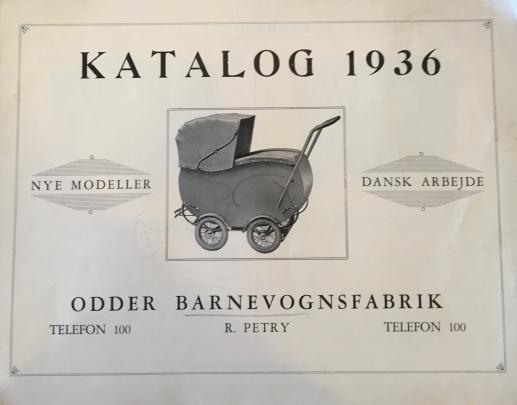 Odder katalog 1936