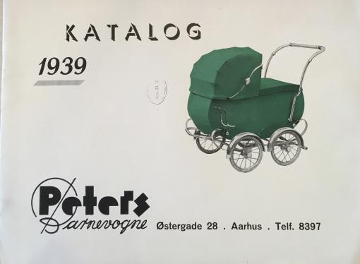Odder Barnevognsfabrik 1939