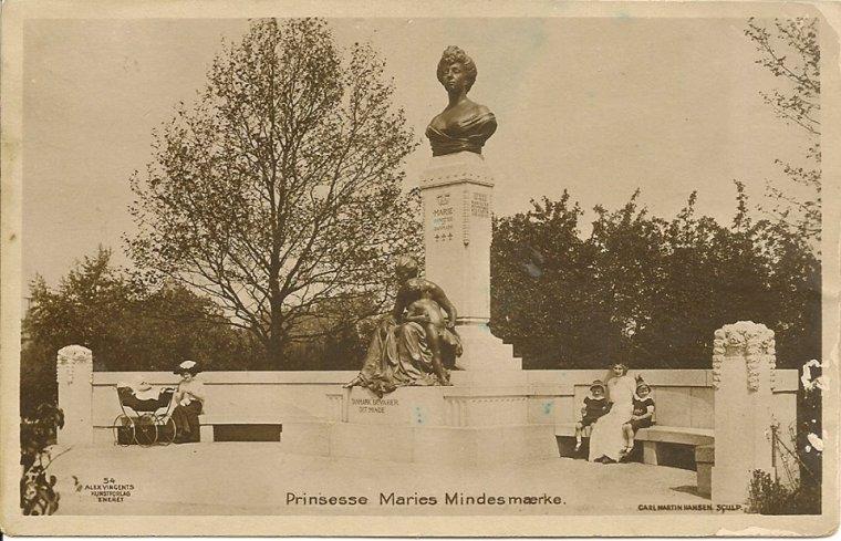 prinsesse-maries-mindesmaerke-paa-langelinge-1921