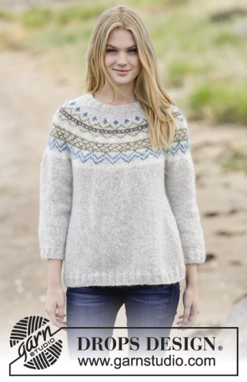 En moderne sweater