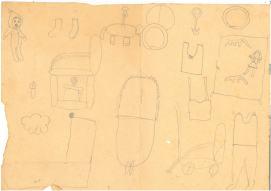 Baby og udstyr 1956
