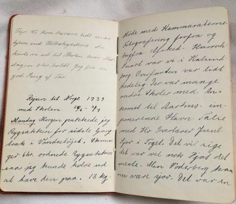 Ruths dagbog