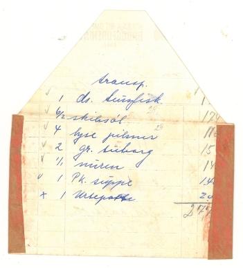 kuvert-fra-indkobsliste-fra-holbaek-ca-1957-58