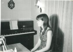 Adventsbillede 1967