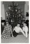 Min kusine var fotograf og derfor ikke med julen 1962