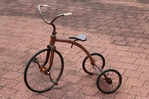 trehjulet-retrocykel