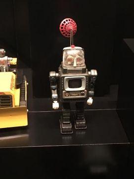 En robot fra 1950-erne