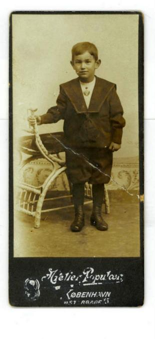 Lille Svend ca 1905