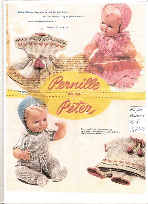 Baby dukketøj