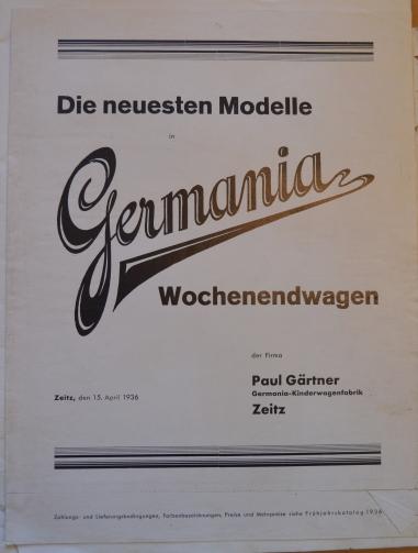 Germania 1936-1