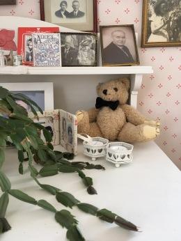 Bamse i stuen