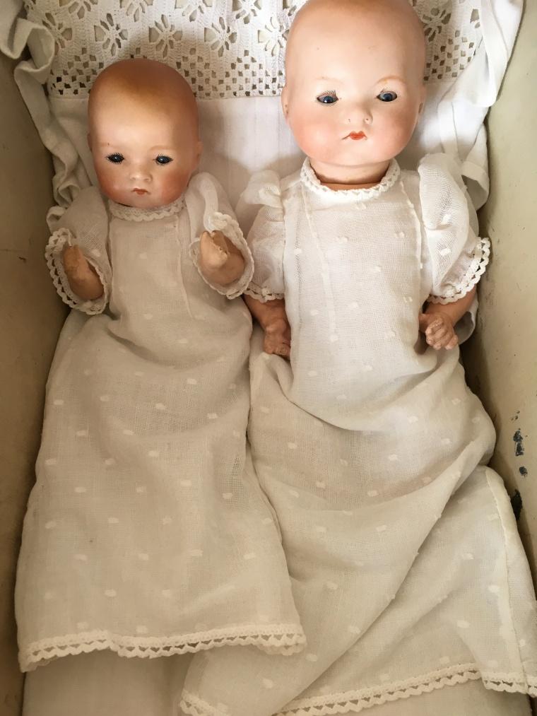 Dream Babyer i Lene Byfogeds fine tøj