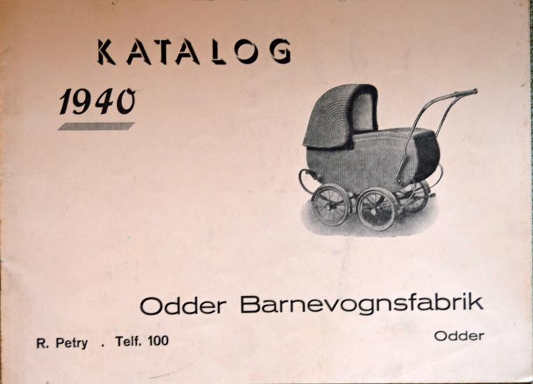 Odder katalog 1940
