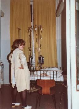 Børnehospitalet Fuglebakken en ansat 1978-1