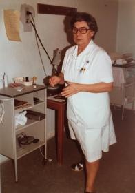 """Børnehospitalet Fuglebakken """"Trissevagten"""" 1978"""