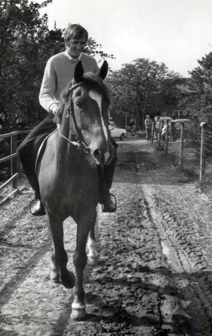NH til hest i 1970