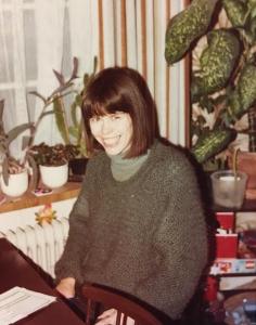Maria sundhedsplejerske i Vanløse december 1981
