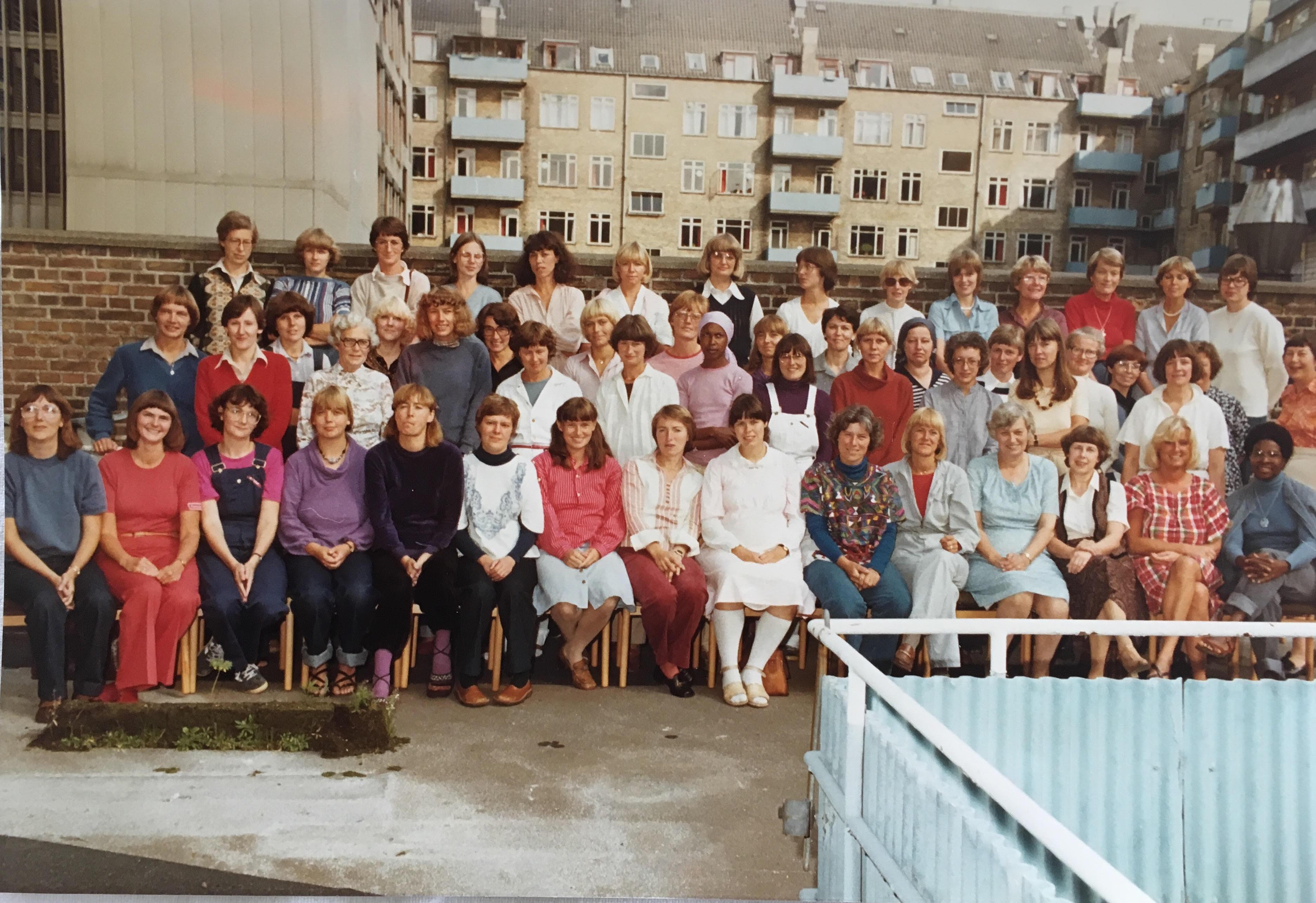 Sundhedsplejen i Kbh 1980