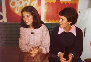 Sundhedsplejerskeuddannelsen december1979 hos lærer