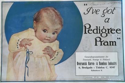 Kataloget fra 1934 Pedigree