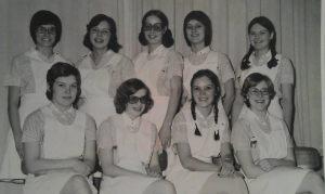 BBH hold sep 1971 førsteårselever