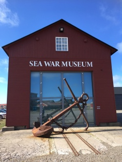 Sea War Museum i Thyborøn