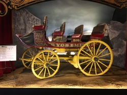 Coach museum fra San Inez Syd Californien