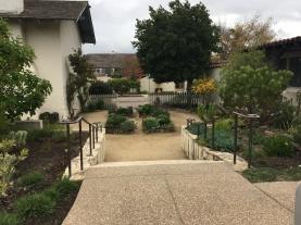 Historisk bygning og område Monterey